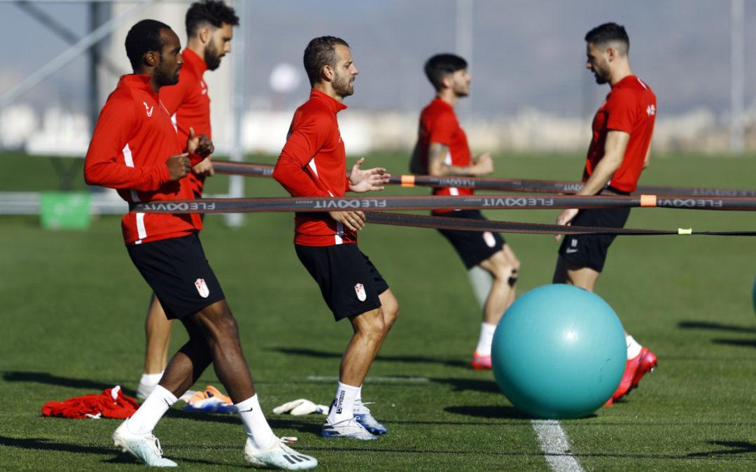 El Granada podrá iniciar entrenamientos colectivos desde este lunes