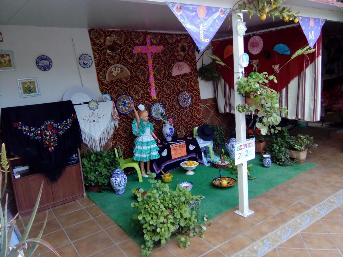 9. Familia Luque Mancilla