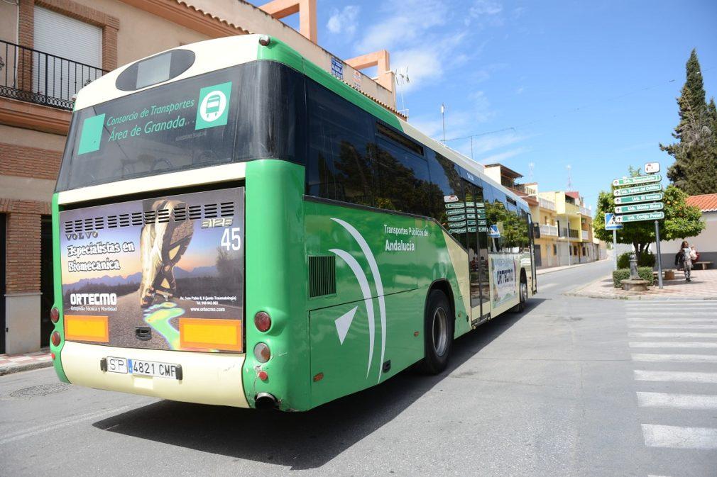 Autobús Granada