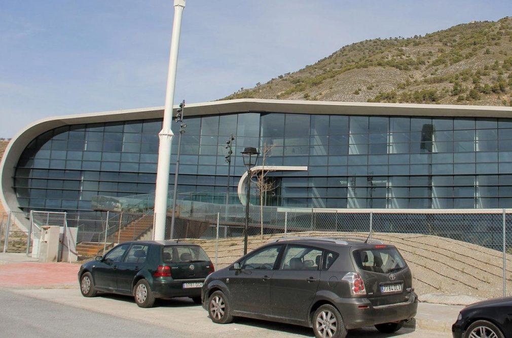Clúster de empresas de la Diputación de Granada en Padul