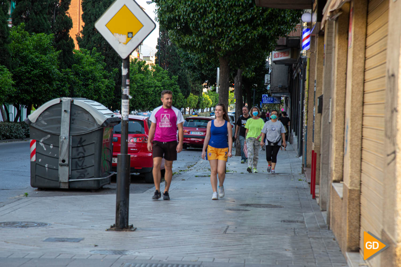 FOTOS Granada-covid-deporte (11)