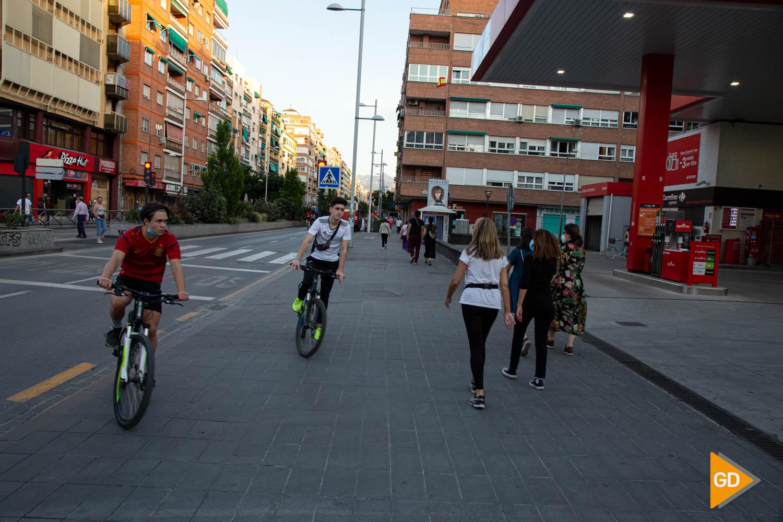 FOTOS Granada-covid-deporte (15)