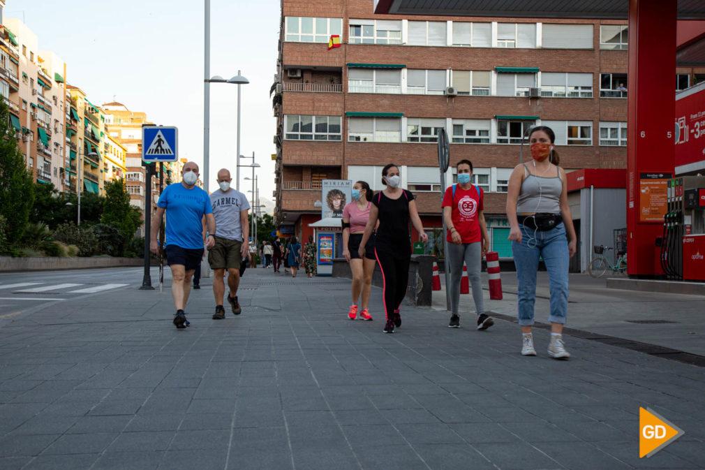 FOTOS Granada-covid-deporte (16)