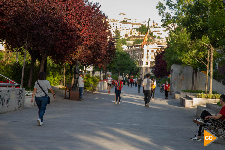 FOTOS Granada-covid-deporte (5)