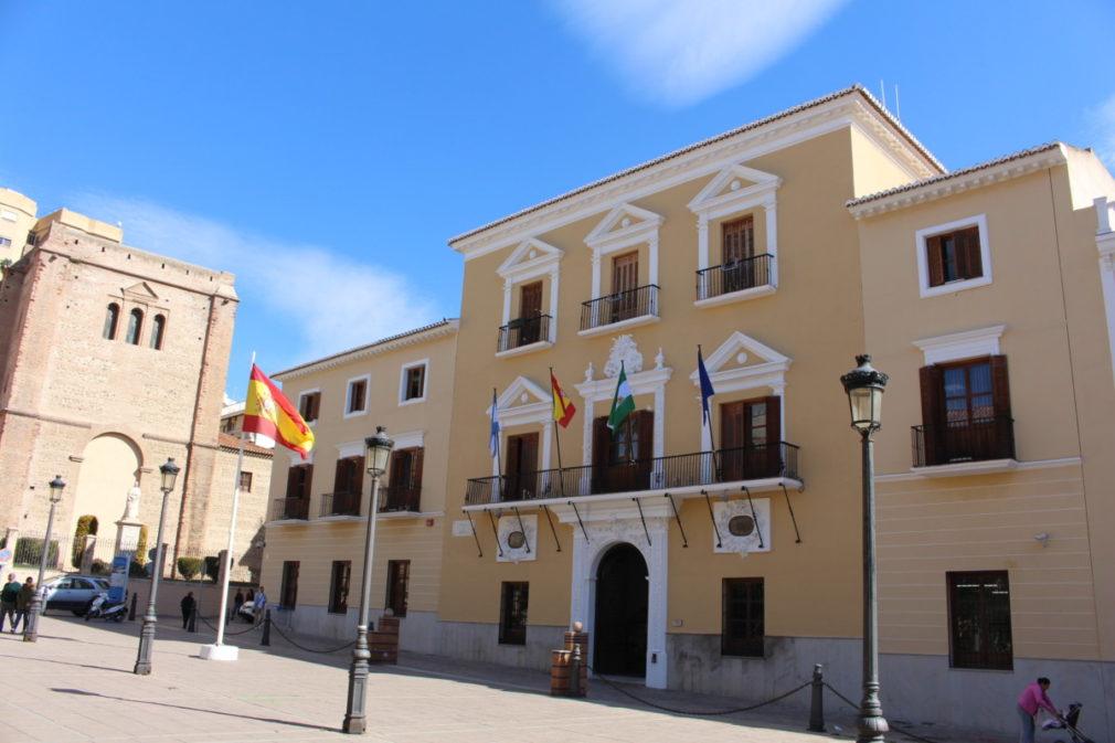 Fachada ayuntamiento Motril febrero 2019 (9)