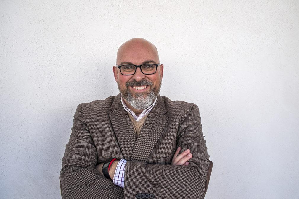 Fernando Trujillo, profesor de la Universidad de Granada