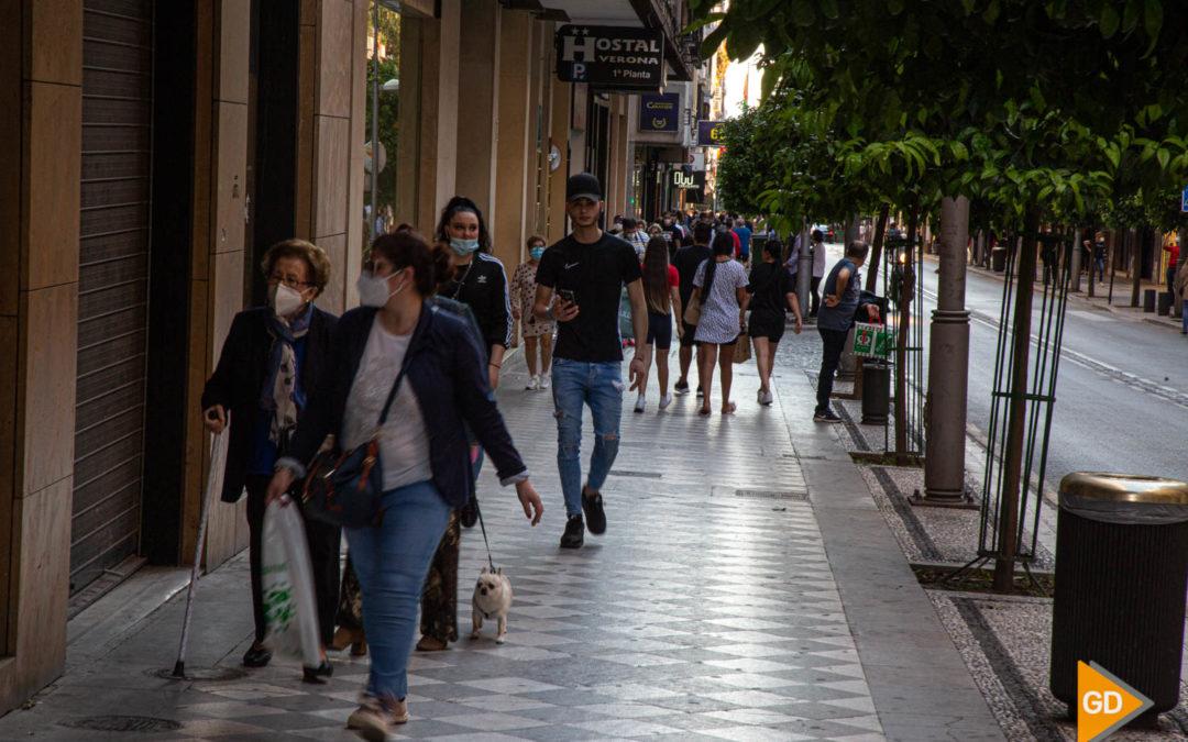 Andalucía espera pasar en conjunto a fase 3 e insiste en pedir movilidad entre provincias