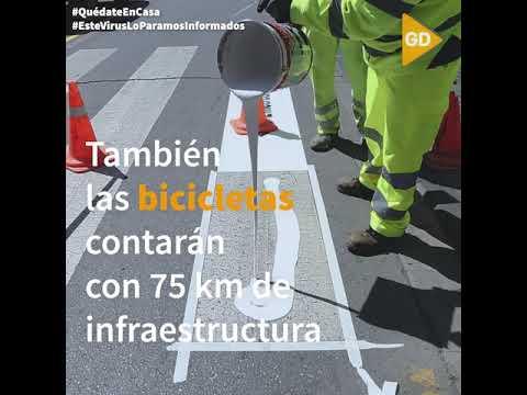 Granada-integra-la-bicicleta-en-la-circulación-y-da-preferencia-al-peatón-en-San-Antón