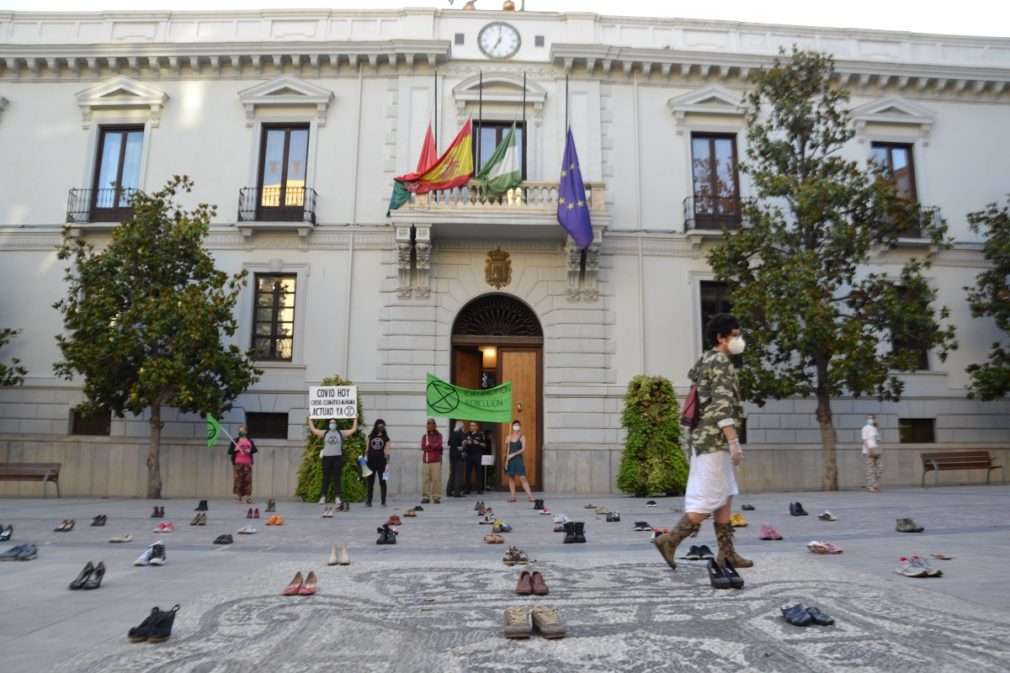 Plaza del Carmen, Granada - BELÉN DÍAZ COLLANTE