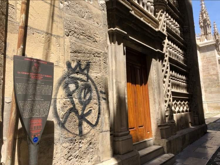 pintada capilla real