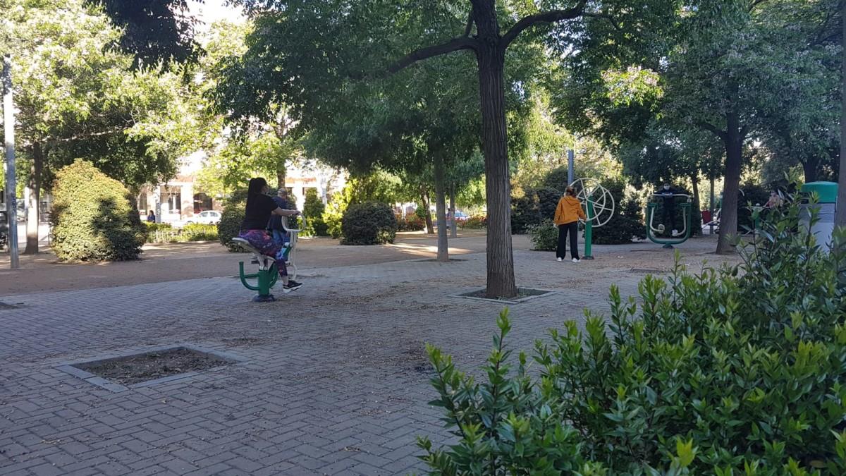 Salidas de los mayores a la calle en Granada 19