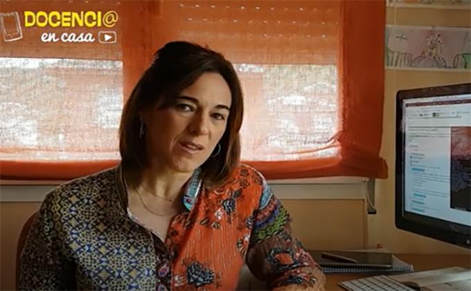 docencia en casa UGR Almudena Zurita