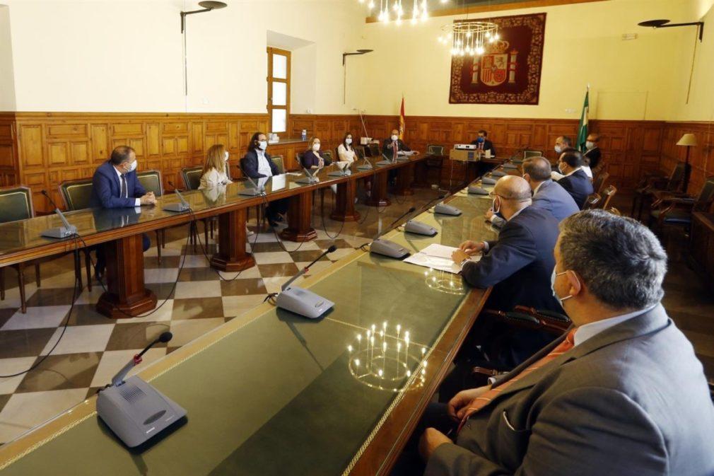 Comisión Provincial de Reactivación de la Justicia de Granada
