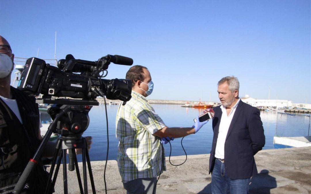 La Autoridad Portuaria celebra que el Gobierno considere a Motril seguro para el tráfico internacional