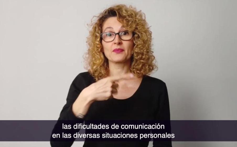mujeres sordas