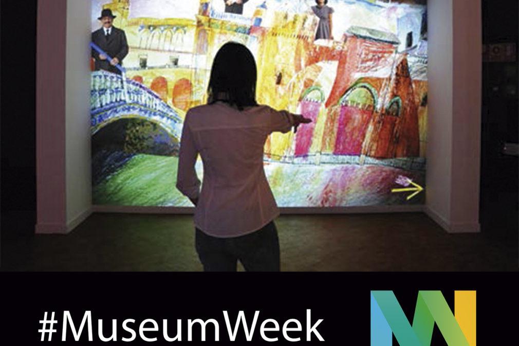 museum week cajagranada
