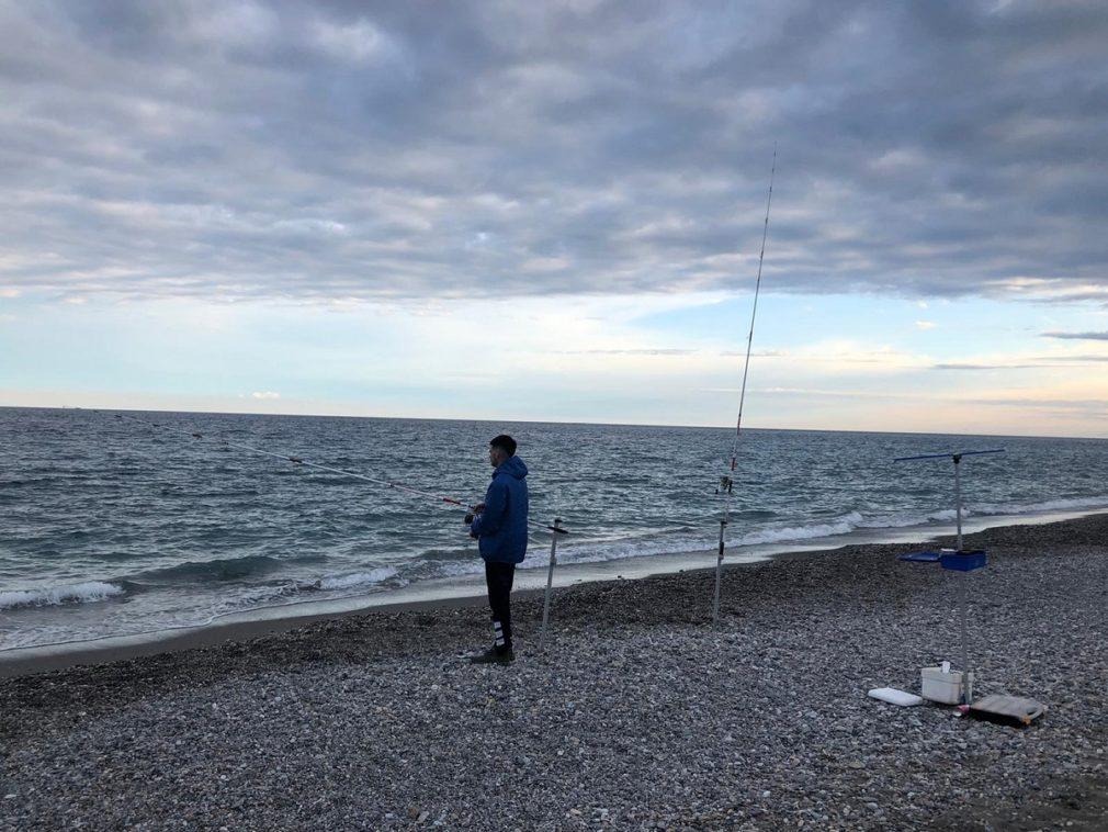 pesca motril