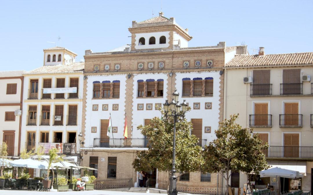 Santa Fe implanta un sistema pionero para fomentar citas previas y reservas