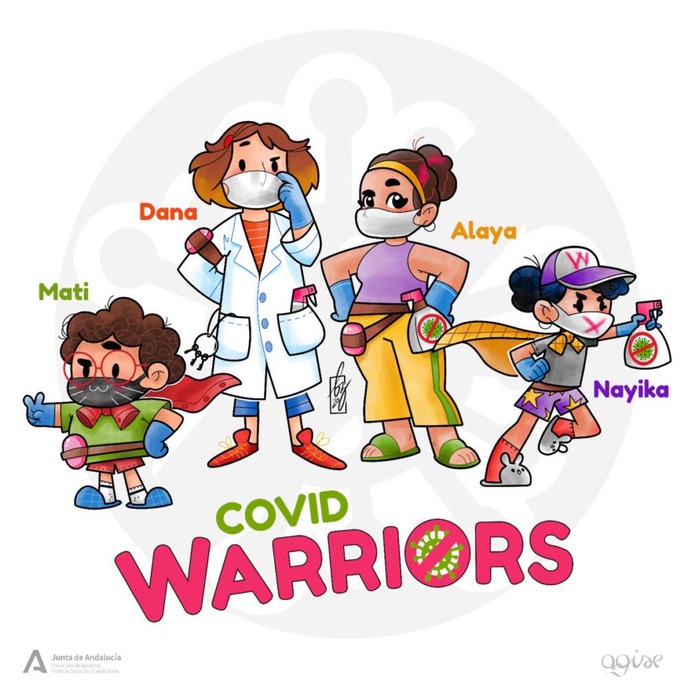 Covid Warriors 1