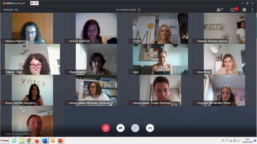 Debate virtual del ciclo 'Estrategias post-Covid' - JUNTA