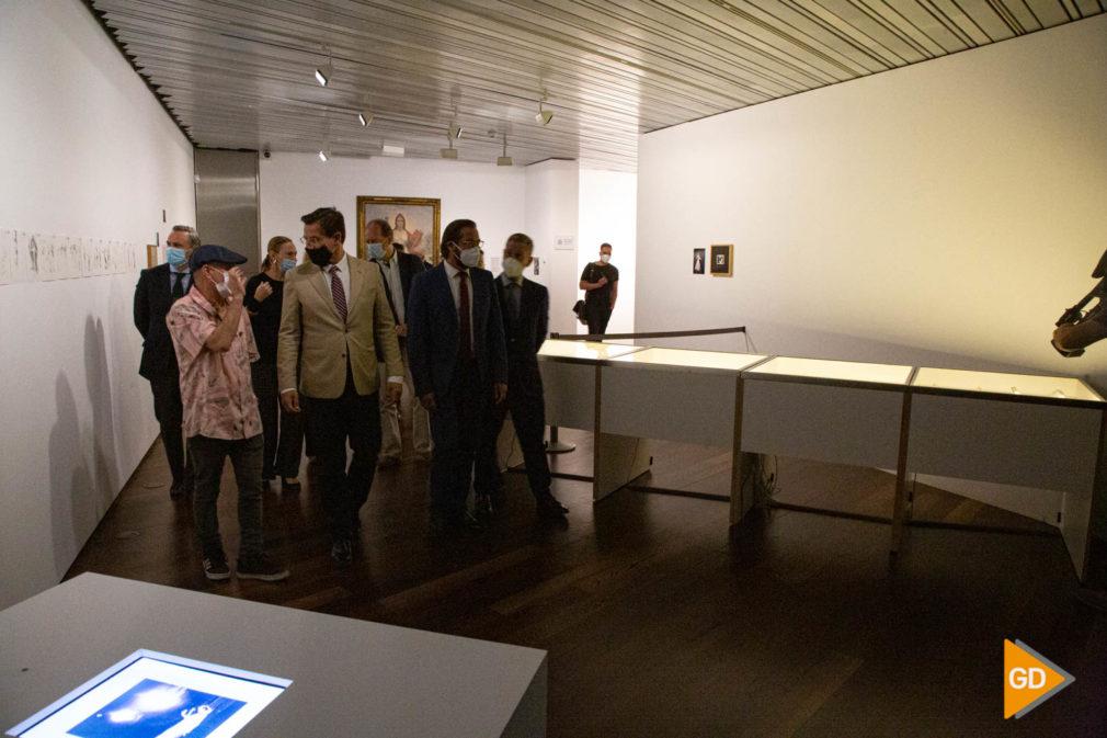 FOTOS El Centro Lorca vuelve a abrir el público con medidas de seguridad (5)