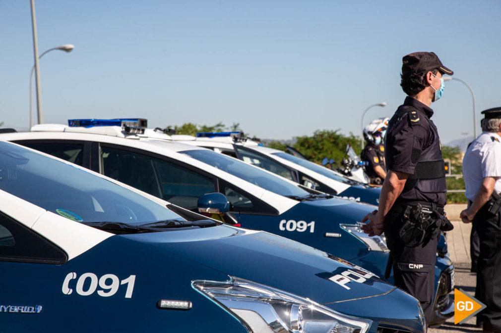 FOTOS nuevos vehículos Z del Cuerpo de Policía (11)