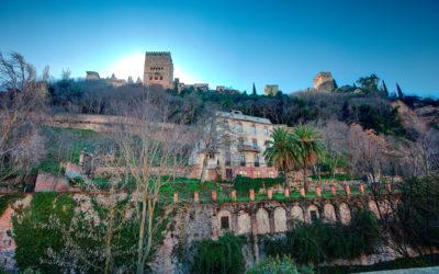 La Alhambra licita la redacción del proyecto para la rehabilitación del hotel Reúma