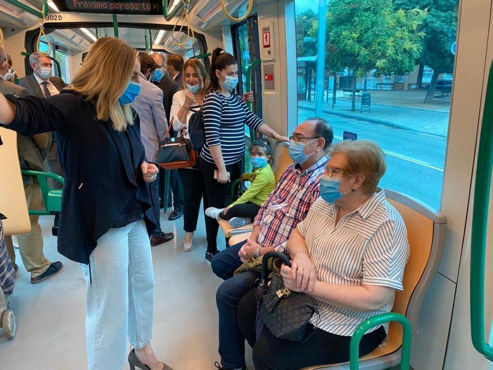 Metro de Granada Marifrán Carazo