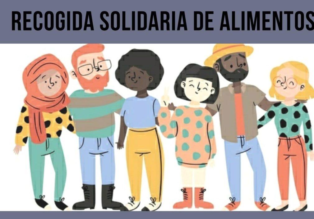 Recogida solidaria de alimentos - ASAMBLEA VECINOS REALEJO Y BARRANCO ABOGADO