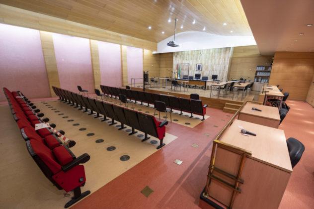 Juicio caso Serrallo - Sala de Vistas COVID19 13 _JMZ2454