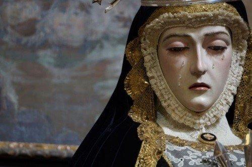 Virgen de la Soledad de San Jerónimo - ARZOBISPADO