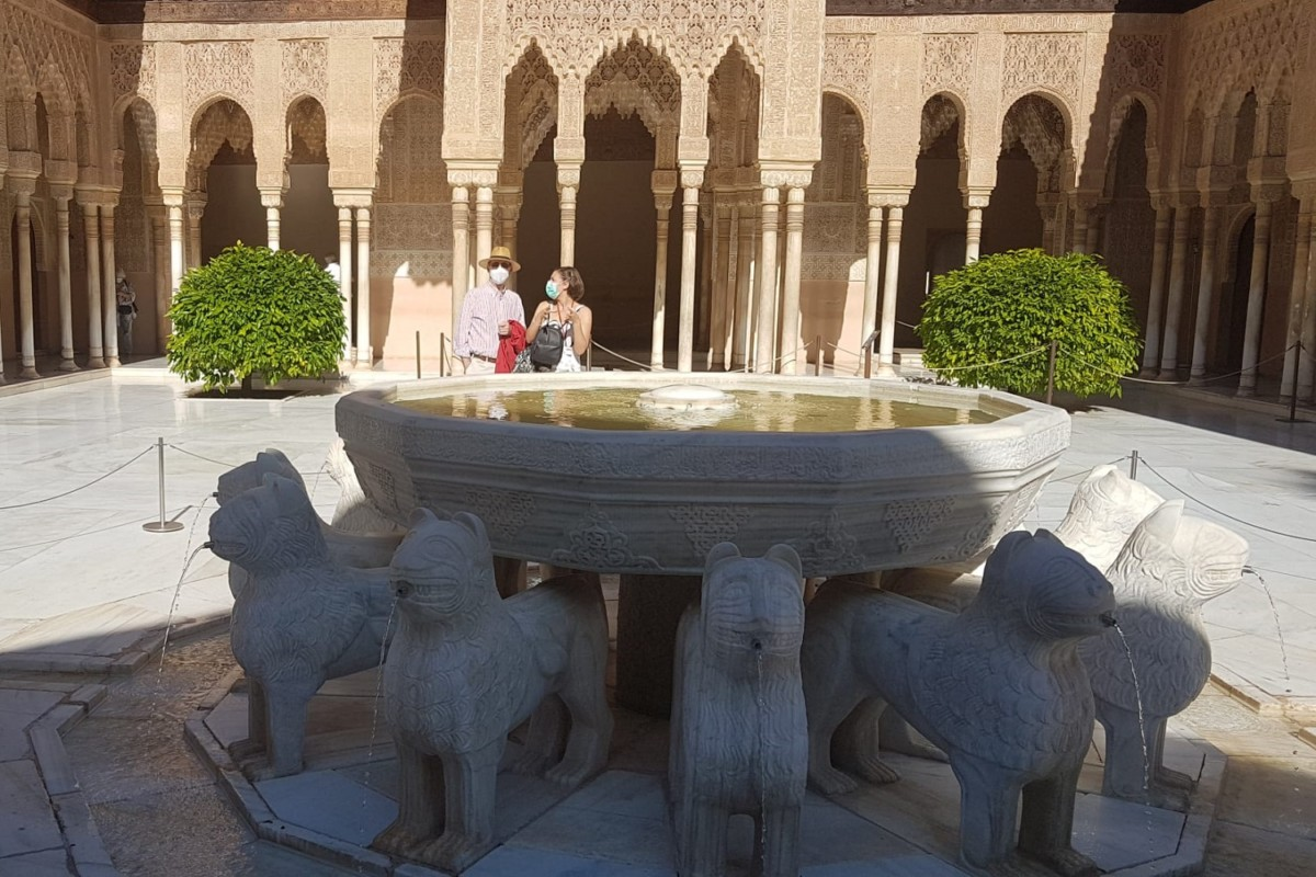alhambra reapertura turistas