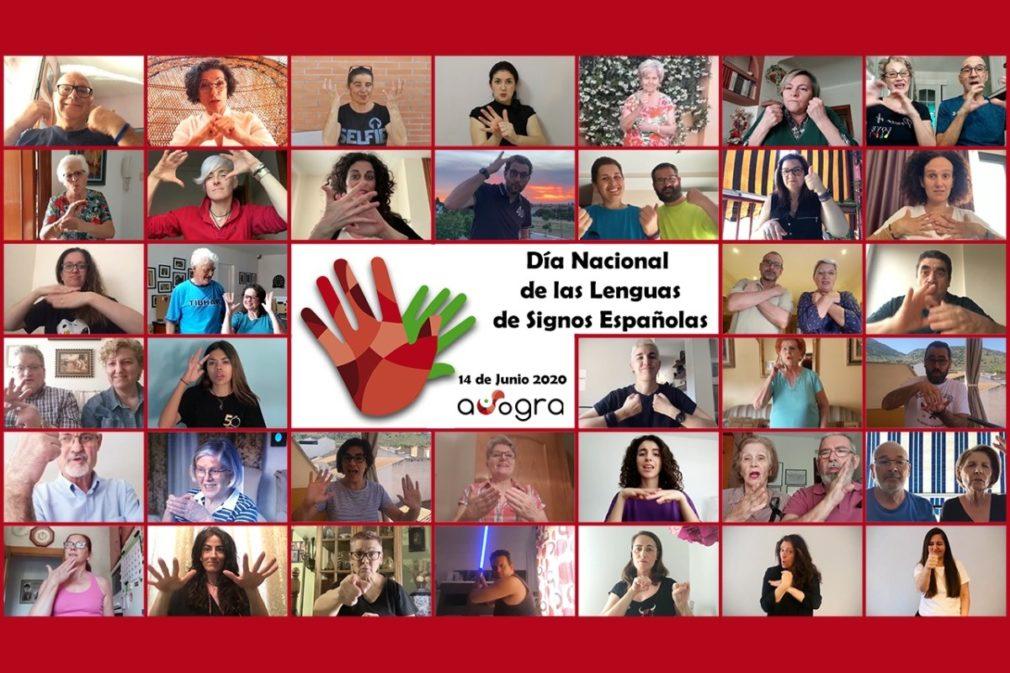 asogra dia nacional lengua de signos