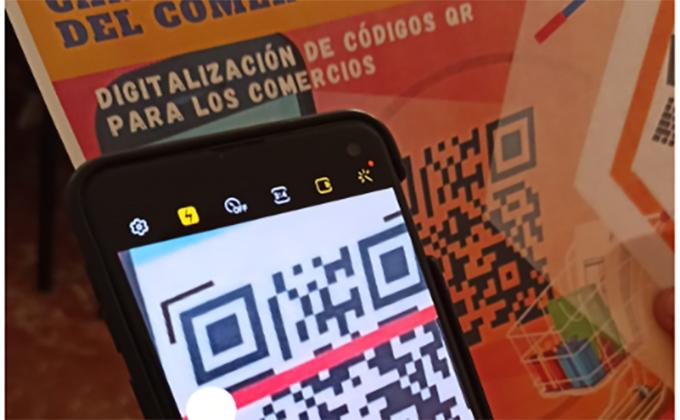 campaña digitalizacion comercios Otura