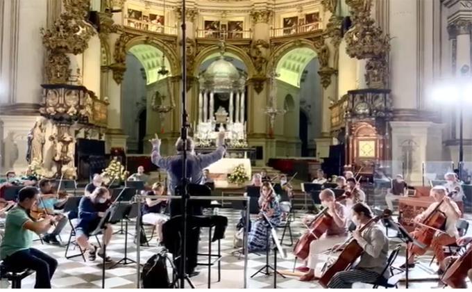 ensayo festival granada requiem mozart catedral granada
