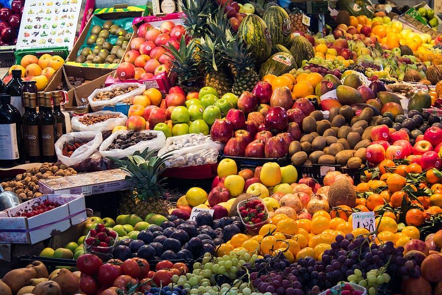 frutas verduras dieta mediterranea