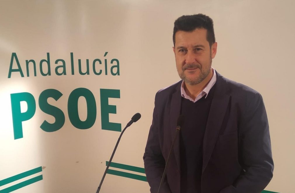 senador del PSOE Alejandro Zubeldia -
