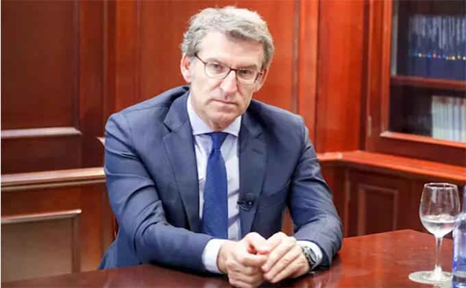 presidente xunta galicia Feijoo