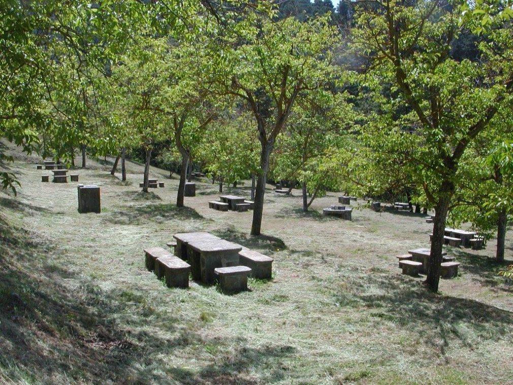 Area Recreativa La Alcauca reparada