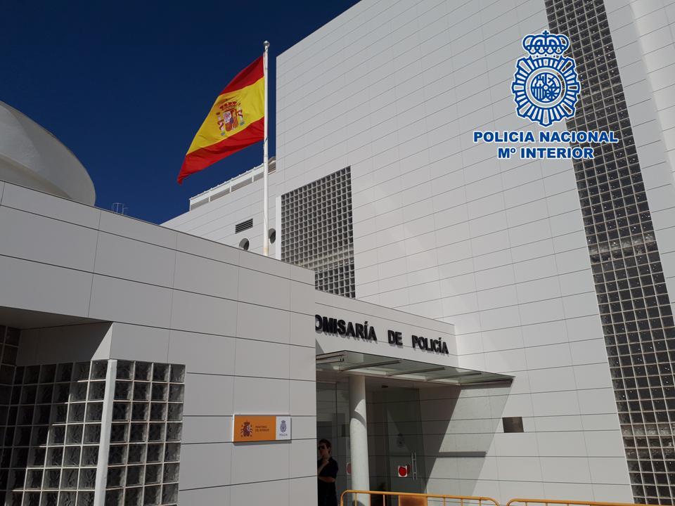 Comisaría Policía Nacional Motril