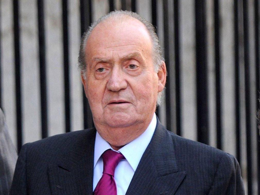 El Rey Juan Carlos, en una imagen de archivo - EUROPA PRESS - Archivo