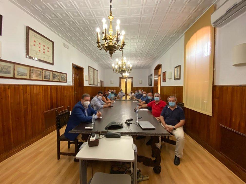 FOTO. PSOE Santa Bárbara 20200817