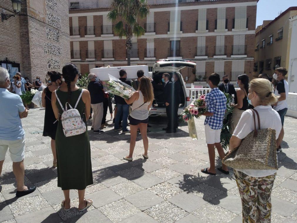 FUNERAL PEQUEÑA MARIA ALMUÑECAR 20