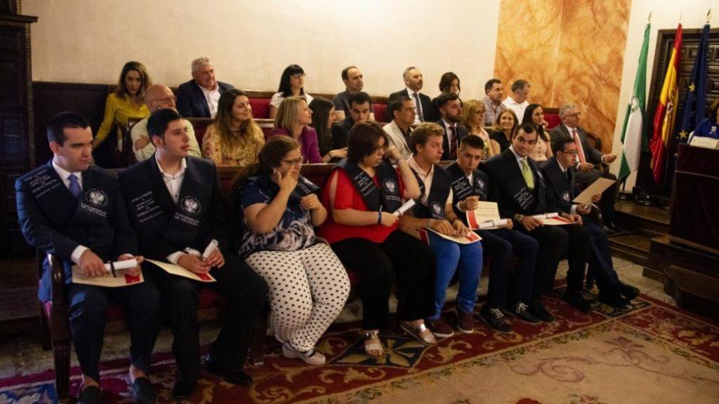 Foto Graduacion Granada 2018-2019