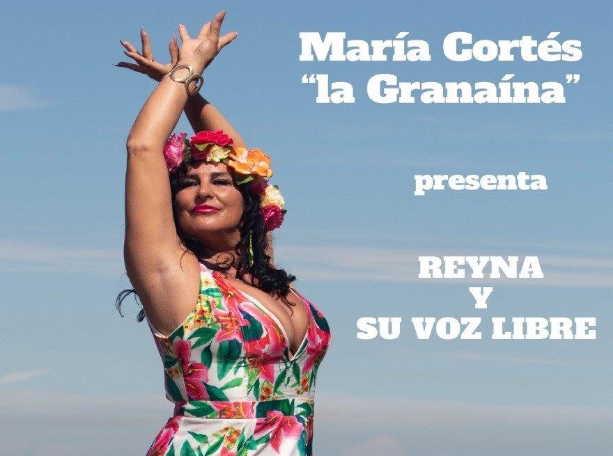 María Cortés La Granaína