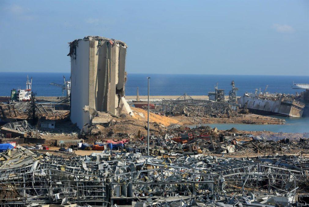Puerto de Beirut