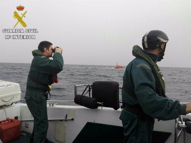 guardia civil maritima