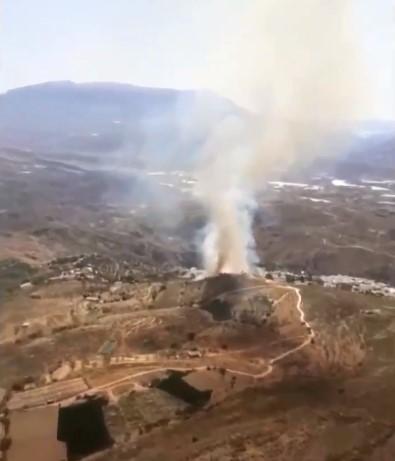 incendio Alpujarra de la Sierra