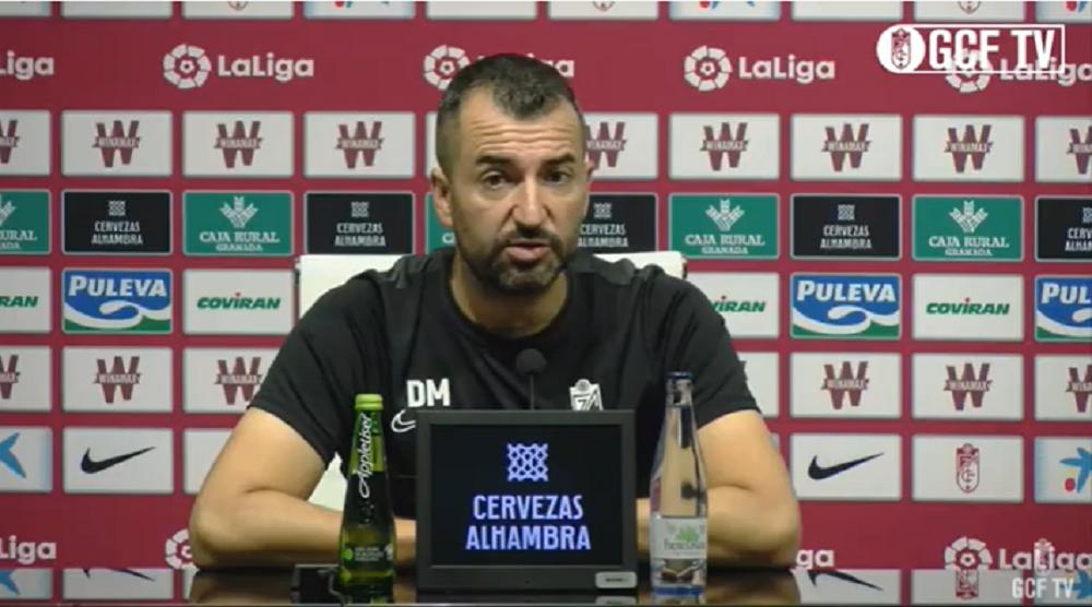 Diego Martínez previa Atlético de Madrid