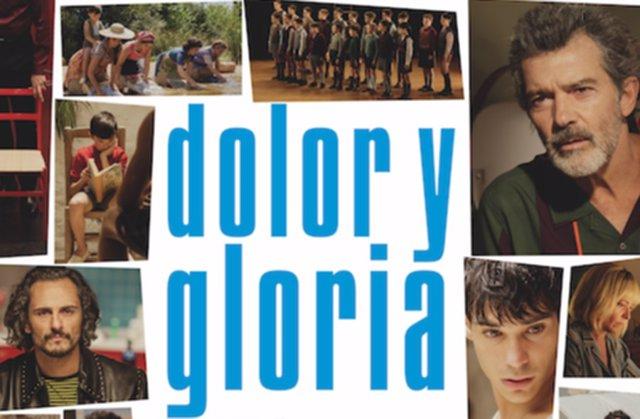 La cinta de Almodóvar 'Dolor y gloria', elegida para representar a España en los Oscar